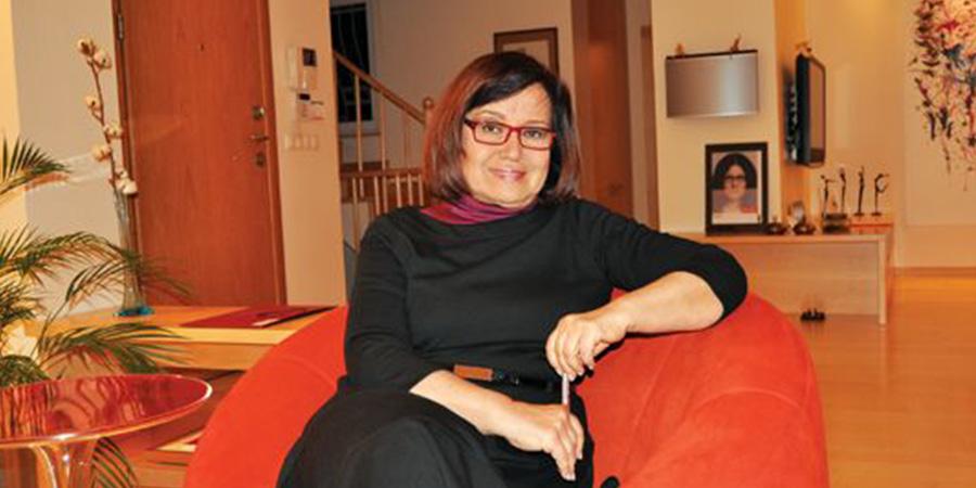 Başarılı Bir Gazeteci Meral Tamer İle Hayata Dair