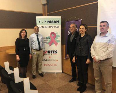 Kanser Bilgilendirme Toplantısı